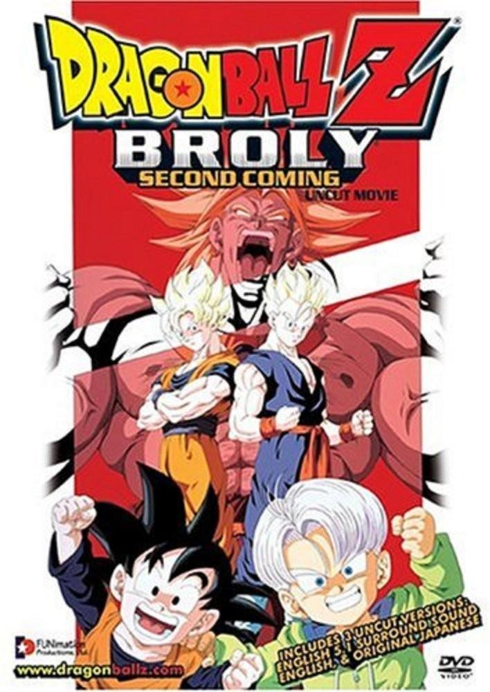 7 Viên Ngọc Rồng: Broly Trở Lại - Dragon Ball Z: Broly - Second