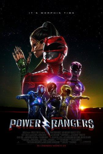 5 Anh Em Siêu Nhân - Power Rangers (2017)